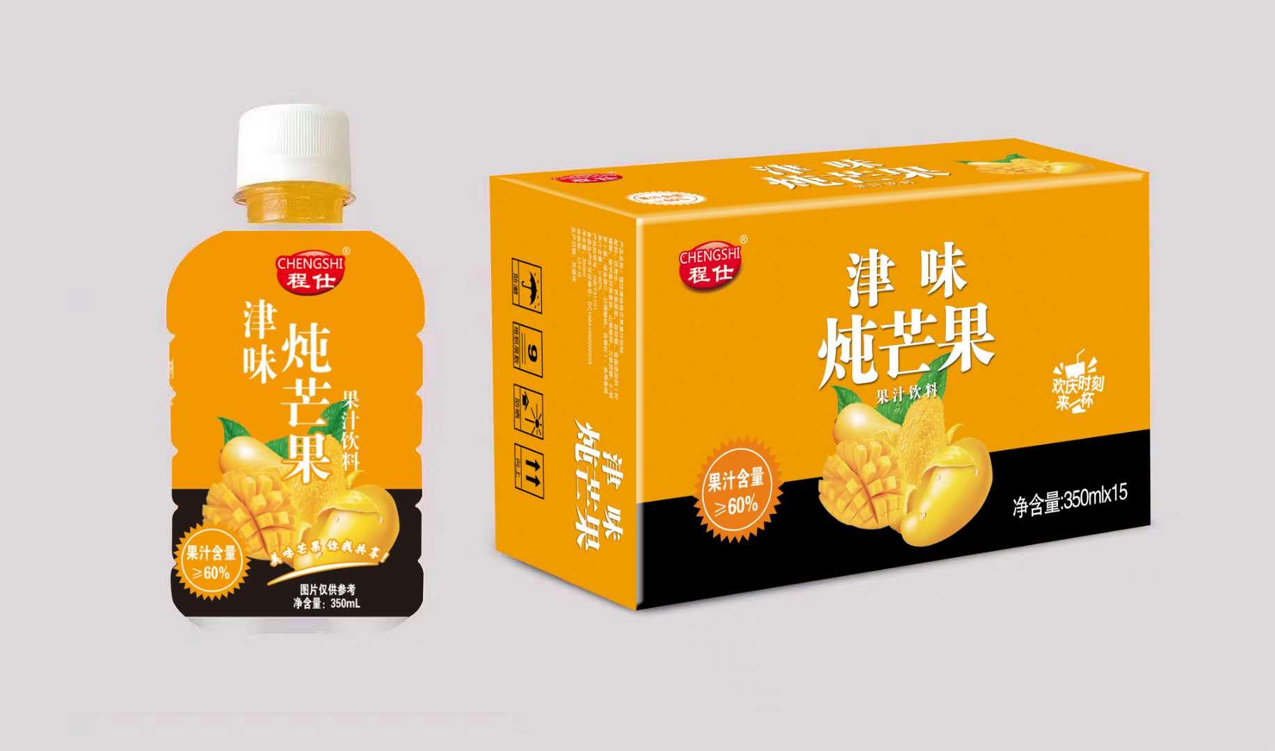 津味炖芒果